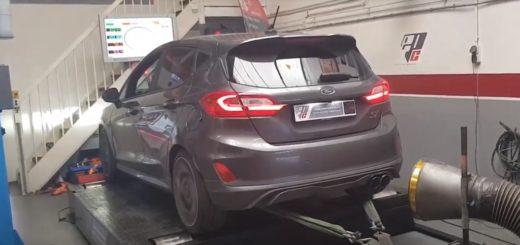 Rollerbank Ford Fiesta ST