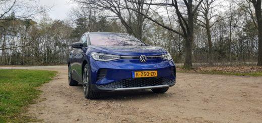 Foto voorkant Volkswagen ID.4