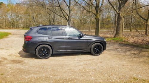 BMW iX3 20 inch velgen