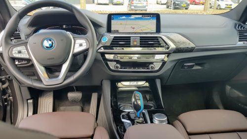 Interieur BMW iX3