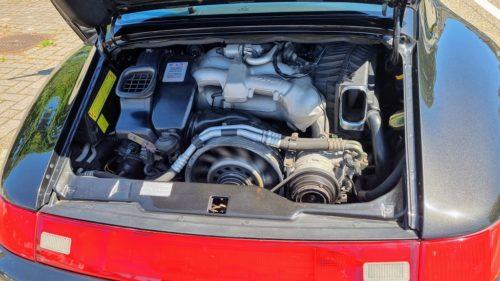 Motor Porsche 911