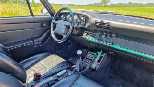 Interieur Porsche 993
