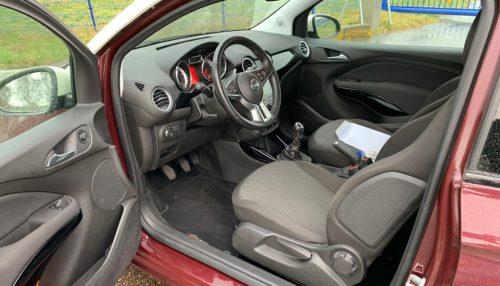 Stoelen Opel Adam