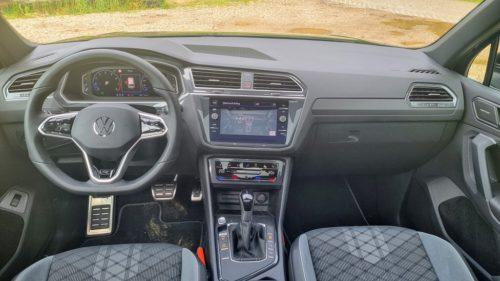 Interieur Volkswagen Tiguan 1.5 TSI