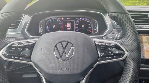 Haptische feedbackknoppen Volkswagen Tiguan 1.5 TSI