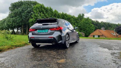 BMW 128ti achterkant