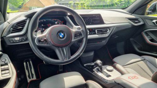Interieur BMW 128ti