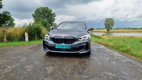 BMW 128ti voorkant