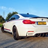 Uitlaten BMW M4